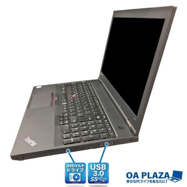 新生活 ノートパソコン 中古パソコン Windows10 MicrosoftOffice 搭載 新品SSD 高速Corei3 本体 12〜15.6型 おまかせパソコンセット|oa-plaza|02