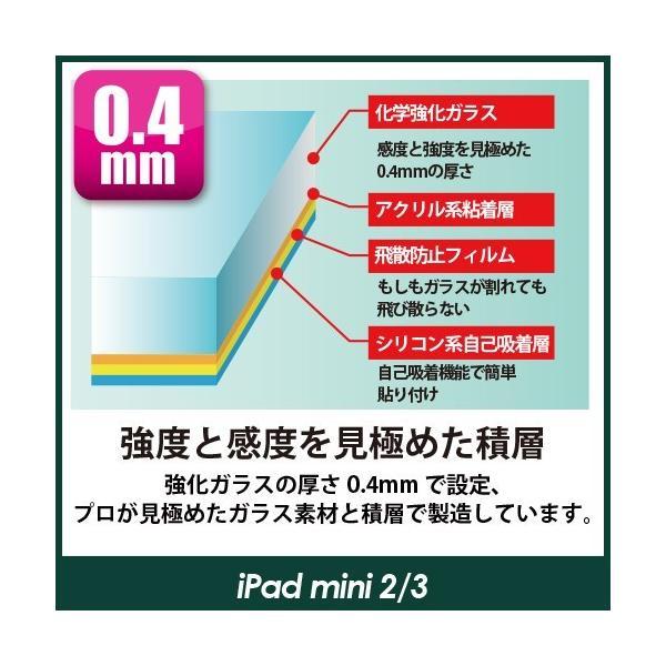 iPad mini3対応!保護ガラス Protect Glass for iPad mini/mini2/mini3 日本製画面保護ガラスフィルム オオアサ電子|oasaelec|05