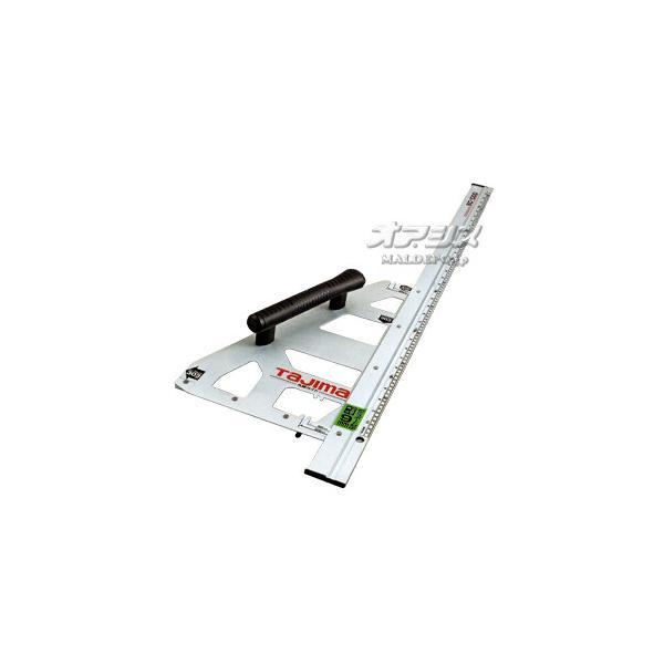 丸鋸ガイド SD1000 シルバー MRG-S1000 Tajima