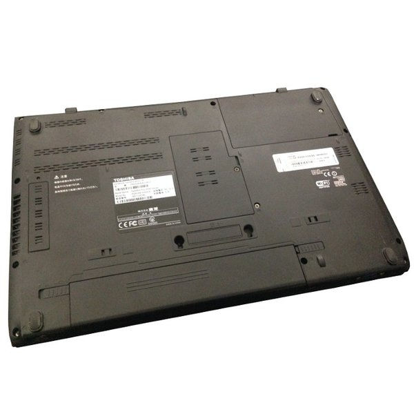中古 ノートパソコン 東芝 dynabook Satellite B550/B Core i7-M640 メモリ4G HDD250GB 15.6インチ Office付 無線LAN DVDROM Windows7Pro32bit|oastation2014|05