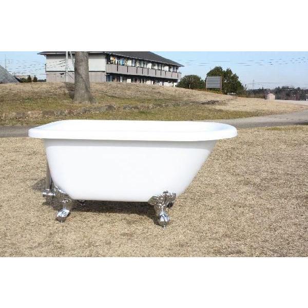猫足バスタブ 浴槽 バスタブ 浴槽 置き型 幅1350 猫足バスタブ|obara-jyusetu