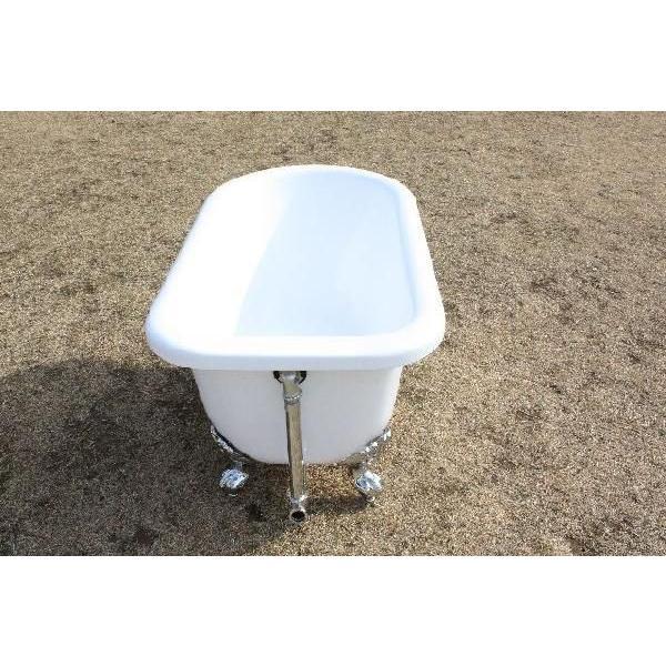 猫足バスタブ 浴槽 バスタブ 浴槽 置き型 幅1350 猫足バスタブ|obara-jyusetu|03