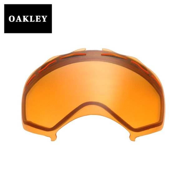 【訳あり】 アウトレット オークリー スプライス ゴーグル 交換レンズ o02-173 OAKLEY SPLICE スノーゴーグル PERSIMMON
