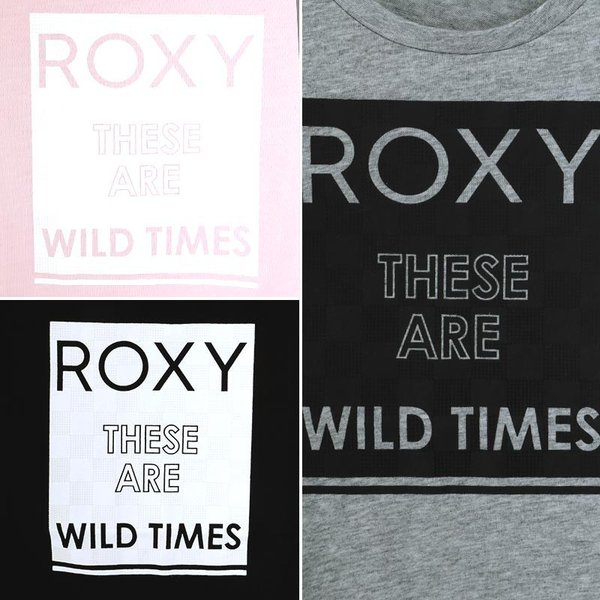 ROXY/ロキシー レディース 半袖 Tシャツ ティーシャツ フィットネスウェア スポーツウェア 吸汗速乾 ジム ヨガ RST174108|oc-sports|06