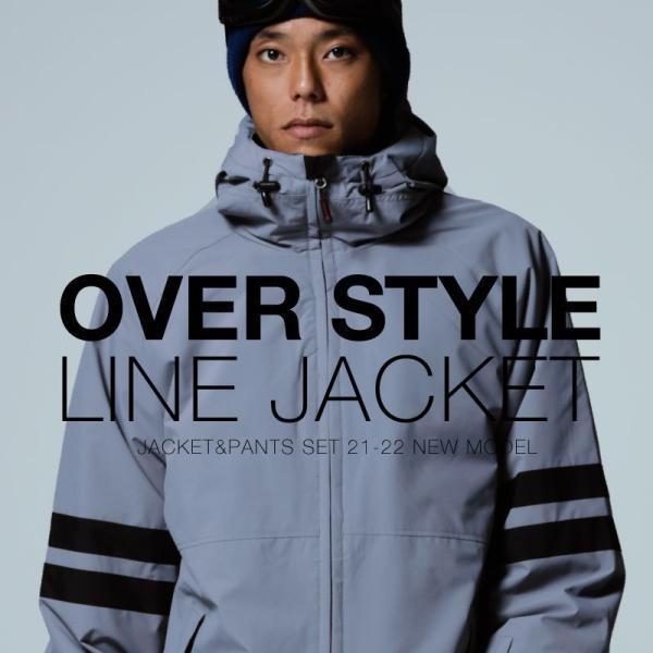 スノーボード ウェア メンズ レディース スノーウェア スキーウェア スノボ 上下セット ジャケット パンツ PS1-SET|oc-sports|03