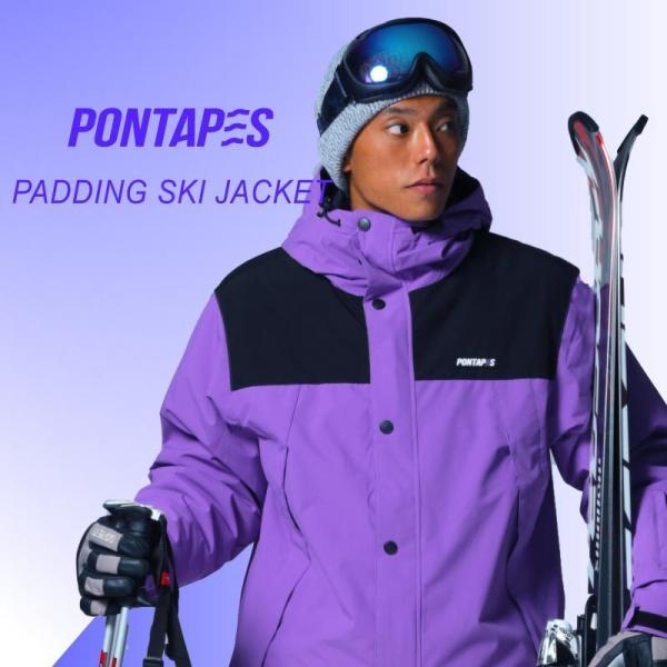 スノーボード ウェア ジャケット 単品 メンズ レディース スノーウェア スキーウェア スノボ 大きいサイズ 軽量 保温性 POJ-379|oc-sports|03