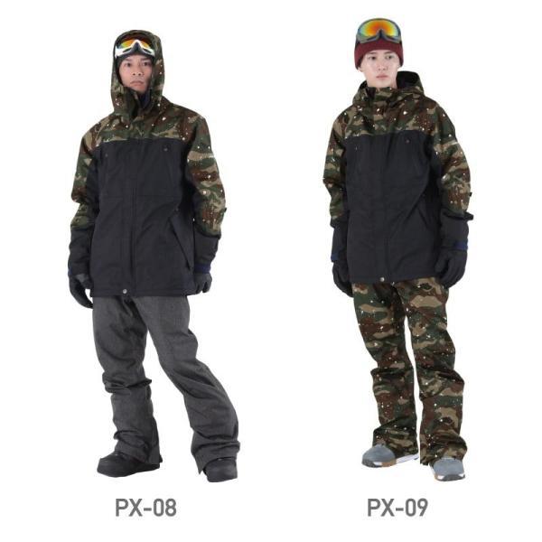 限定価格 スノーボードウェア スキーウェア メンズ レディース スノボウェア ボードウェア 上下セット ジャケット パンツ PSA 型落ち oc-sports 11