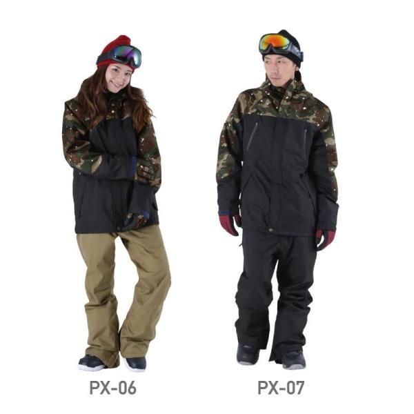 限定価格 スノーボードウェア スキーウェア メンズ レディース スノボウェア ボードウェア 上下セット ジャケット パンツ PSA 型落ち oc-sports 10