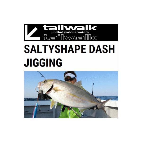 【大型商品】テイルウォーク ソルティシェイプダッシュ ジギング S63/200-P3 【スピニングモデル 】|oceanisland