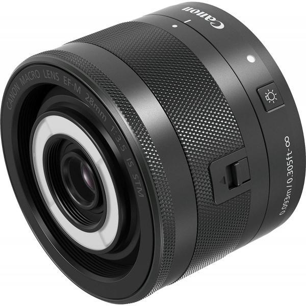 EF-M28mm F3.5 キヤノン Canon マクロレンズ IS STM 交換レンズ EFM28mmF3.5