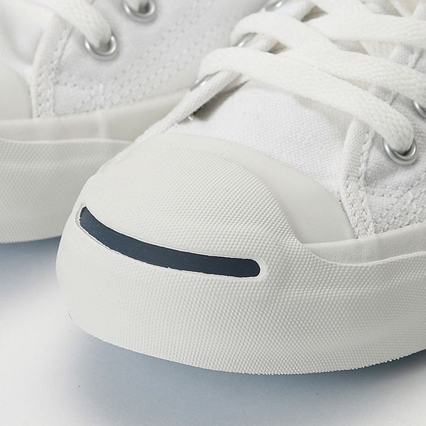 コンバース ジャックパーセル スニーカー レディース メンズ シューズ ローカット 白 ホワイト 定番 ブランド 送料無料 正規品 CONVERSE JACK PURCELL WHITE|ocs|04