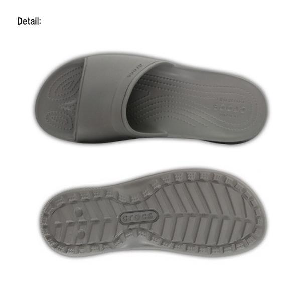 SALE クロックス クラシック スライド シャワーサンダル メンズ レディース サンダル クロック スモーク ユニセックス crocs classic slides smoke|ocs|02