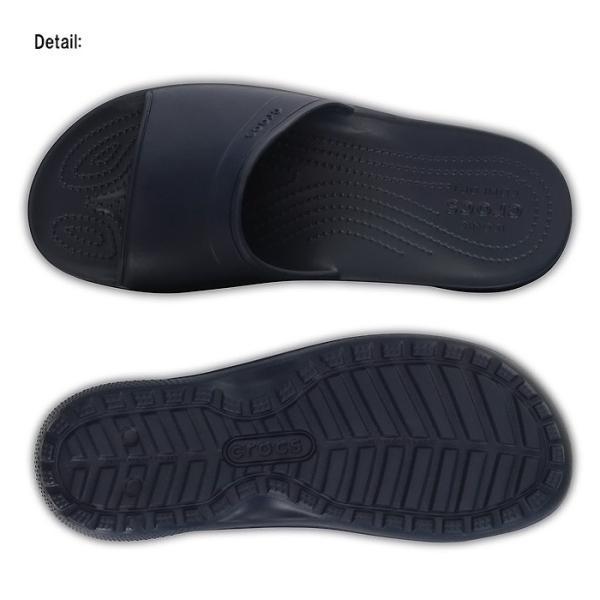 クロックス クラシック スライド シャワーサンダル メンズ レディース サンダル クロック 黒 紺 ユニセックス crocs classic slides|ocs|02