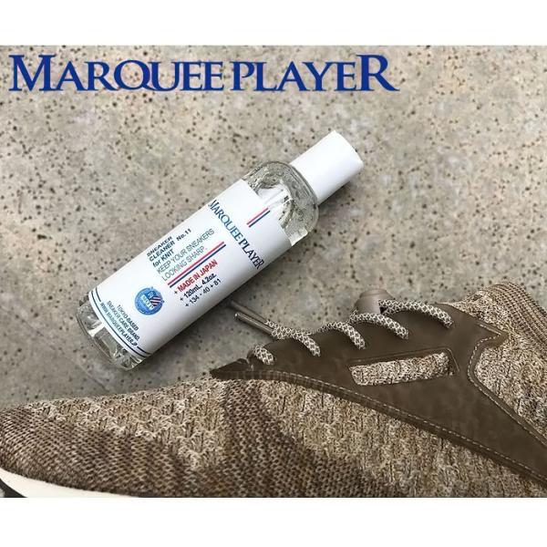 マーキープレイヤー  ニット系スニーカー専用洗浄剤 クリーナー 靴 日本製 汚れ落し 超強力 120ml  MARQUEE PLAYER SNEAKER CLEANER No11 for KNIT