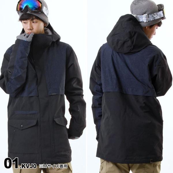QUIKSILVER/クイックシルバー メンズ スノーボードウェア ジャケット スノージャケット スノーウェア スノボウェア 上 EQYTJ03061|ocstyle|02