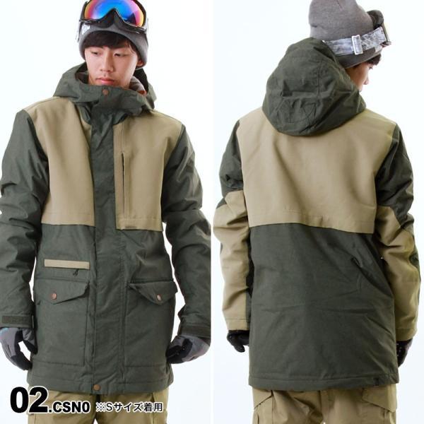 QUIKSILVER/クイックシルバー メンズ スノーボードウェア ジャケット スノージャケット スノーウェア スノボウェア 上 EQYTJ03061|ocstyle|03