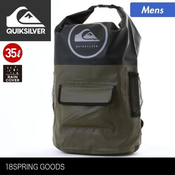 QUIKSILVER/クイックシルバー メンズ 35L 撥水 バックパック かばん リュックサック デイパック バッグ 防水 通勤 通学 EQYBP03467|ocstyle