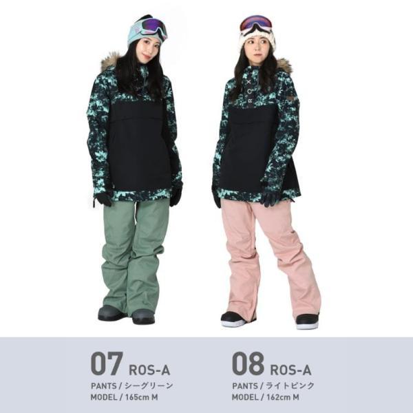 ROXY&ScoLar/ロキシー&スカラー レディース スノーボードウェア ジャケット&パンツ スノーウェア スノボウェア スノボウェア RXB-SET ocstyle 10