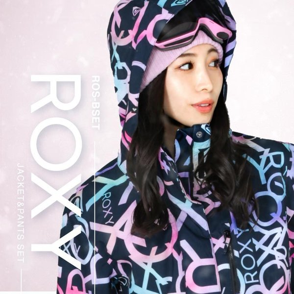 ROXY&ScoLar/ロキシー&スカラー レディース スノーボードウェア 上下セット  ROXY-ASET|ocstyle|05