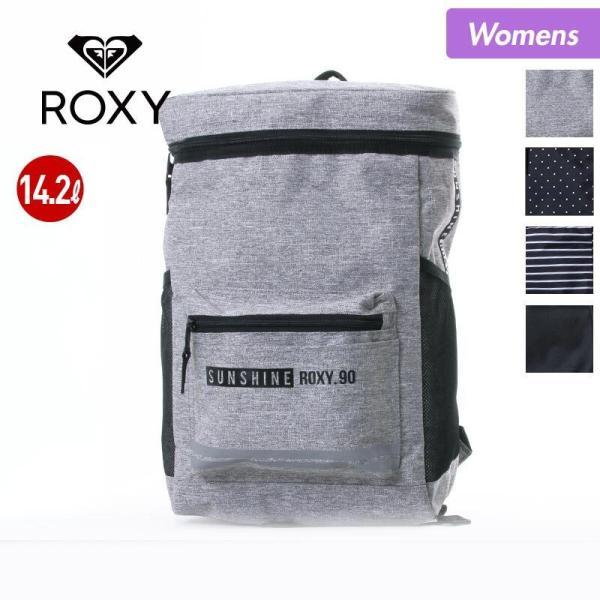 ROXY/ロキシー レディース 14.2L バックパック リュックサック デイパック ザック かばん カバン 鞄 スポーツ 通勤 通学 RBG181311|ocstyle