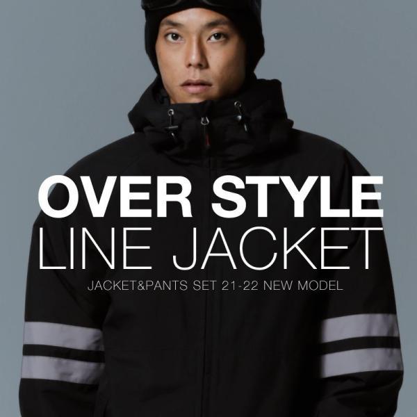 新作予約スノーボードウェア スキーウェア メンズ レディース スノボウェア ボードウェア 上下セット ジャケット パンツ PSB PONTAPES/ポンタペス|ocstyle|05