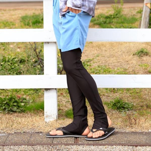 ラッシュガード トレンカ メンズ ラッシュトレンカ 体型カバー 男性用 紫外線対策 日焼け防止 水着  PR-4600|ocstyle|04