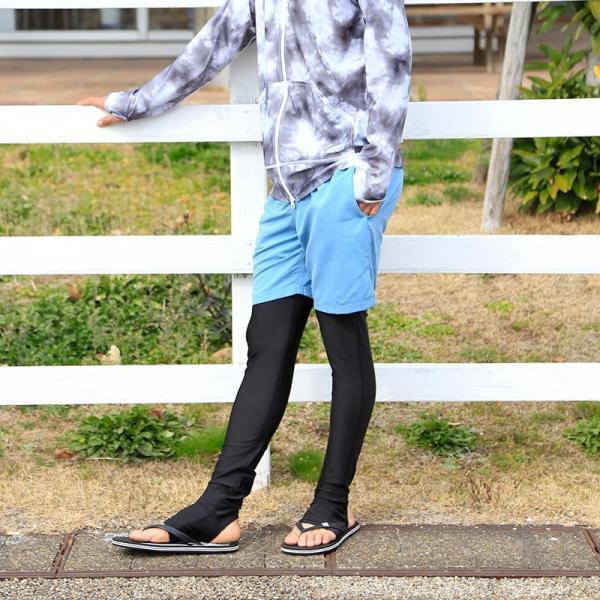 ラッシュガード トレンカ メンズ ラッシュトレンカ 体型カバー 男性用 紫外線対策 日焼け防止 水着  PR-4600|ocstyle|06