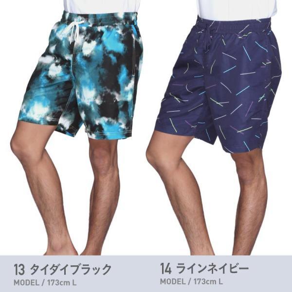 【限定価格】 S〜XXL 水陸両用 サーフパンツ メンズ 全14色 ボードショーツ 海パン 海水パンツ 水着 体型カバー PR4900|ocstyle|13