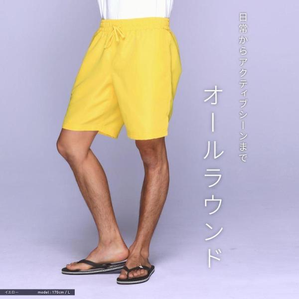 【限定価格】 S〜XXL 水陸両用 サーフパンツ メンズ 全14色 ボードショーツ 海パン 海水パンツ 水着 体型カバー PR4900|ocstyle|06