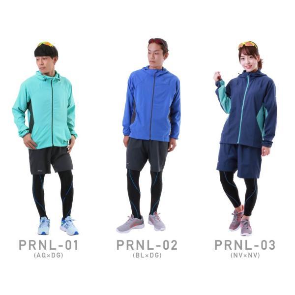 ランニングウェア 上下セット メンズ レディース S〜XL 全7色 ランニング ジャケット パンツ スポーツウェア フィットネス 短パン ランパン PRNL-SET|ocstyle|02