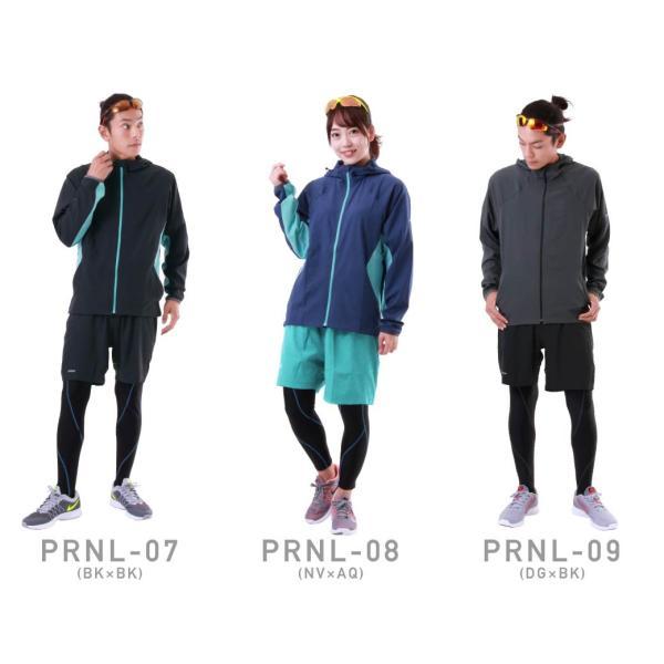 ランニングウェア 上下セット メンズ レディース S〜XL 全7色 ランニング ジャケット パンツ スポーツウェア フィットネス 短パン ランパン PRNL-SET|ocstyle|04