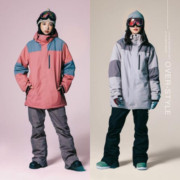 スノーボードウェア スキーウェア レディース スノボウェア ボードウェア 上下セット ジャケット パンツ IDD icepardal/アイスパーダル|ocstyle|04
