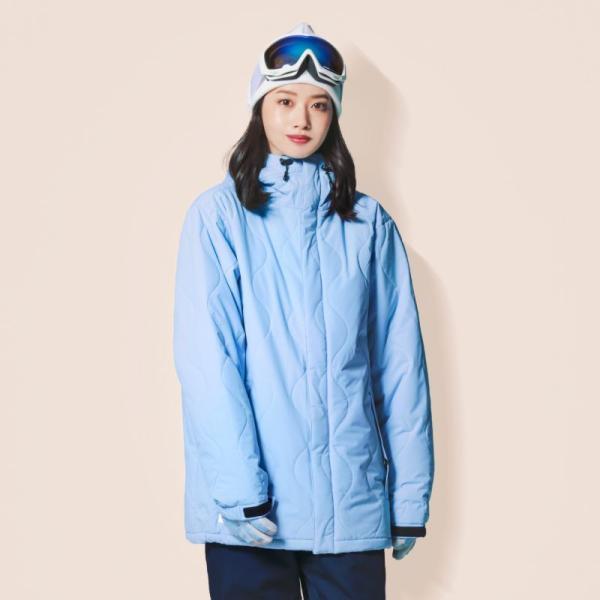 新作予約スノーボードウェア スキーウェア レディース スノボウェア ボードウェア 上下セット ジャケット パンツ ISC icepardal/アイスパーダル|ocstyle|04
