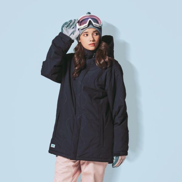 新作予約スノーボードウェア スキーウェア レディース スノボウェア ボードウェア 上下セット ジャケット パンツ ISC icepardal/アイスパーダル|ocstyle|06