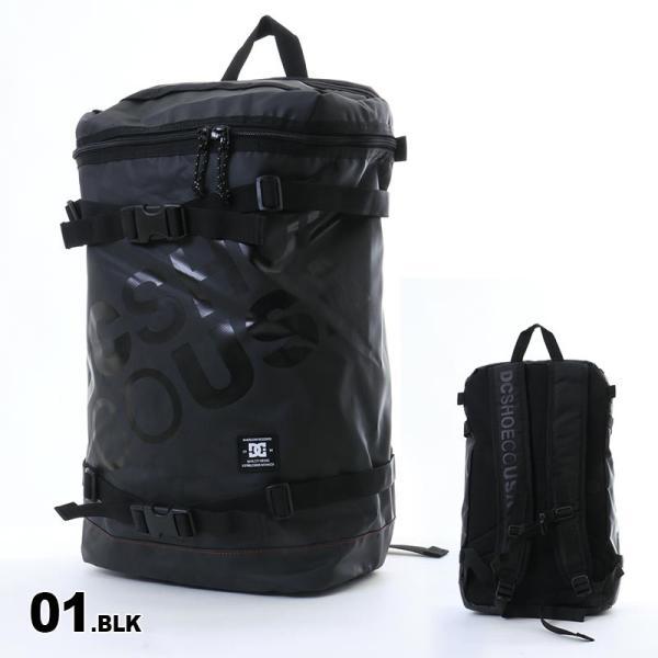 DC SHOES/ディーシー メンズ 22L バックパック リュックサック デイパック ボックス型 バッグ かばん 5130E803|ocstyle|02