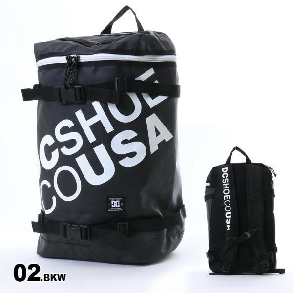 DC SHOES/ディーシー メンズ 22L バックパック リュックサック デイパック ボックス型 バッグ かばん 5130E803|ocstyle|03