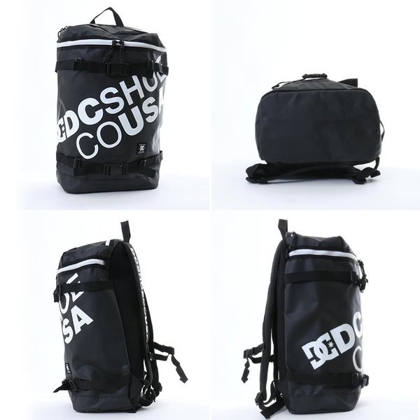 DC SHOES/ディーシー メンズ 22L バックパック リュックサック デイパック ボックス型 バッグ かばん 5130E803|ocstyle|04