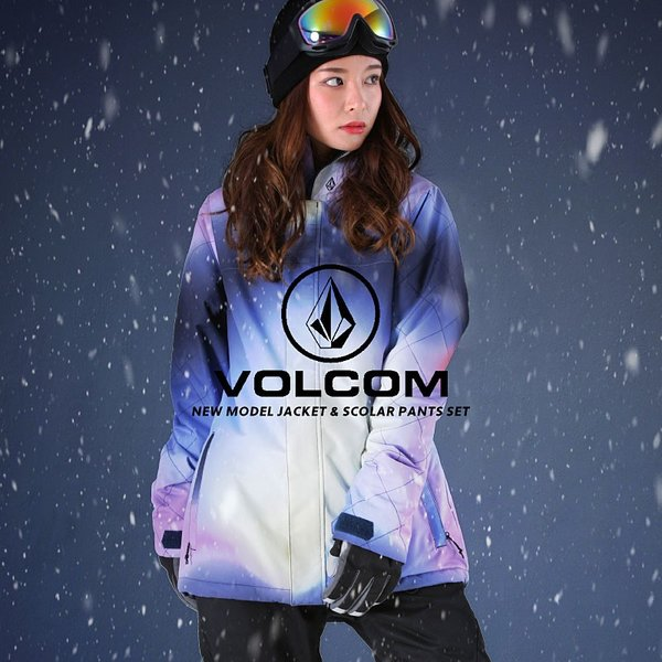 VOLCOM×SoTryAngel/ボルコム×ソートライエンジェル メンズ スノーボードウェア 上下セット スノボウェア ボードウェア VOLB-SET|ocstyle|03