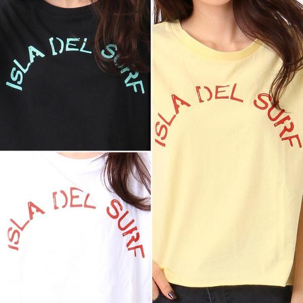 BILLABONG/ビラボン レディース 半袖 Tシャツ ティーシャツ ロゴ ホワイト 白色 プリント AH013-218|ocstyle|05