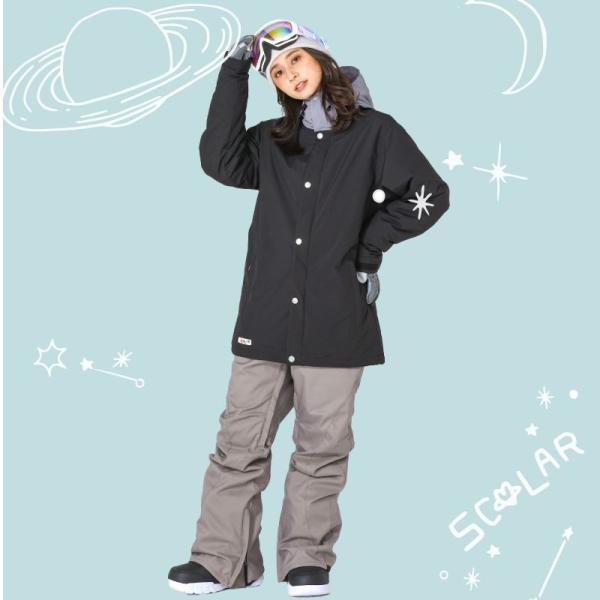 ScoLar/スカラー レディース スノーボード ウェア パンツ単品 スノーウェア スキーウェア 下 SCP-5310M ocstyle 04