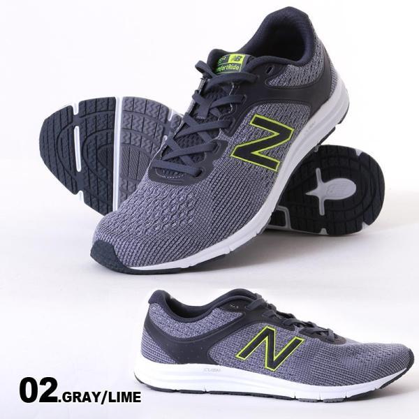 NEW BALANCE/ニューバランス メンズ ランニング スニーカー シューズ 靴 くつ カジュアル ウォーキング マラソン ジョギング M635|ocstyle|03