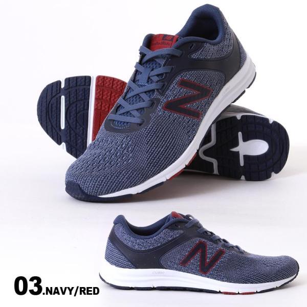 NEW BALANCE/ニューバランス メンズ ランニング スニーカー シューズ 靴 くつ カジュアル ウォーキング マラソン ジョギング M635|ocstyle|04