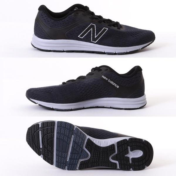 NEW BALANCE/ニューバランス メンズ ランニング スニーカー シューズ 靴 くつ カジュアル ウォーキング マラソン ジョギング M635|ocstyle|05