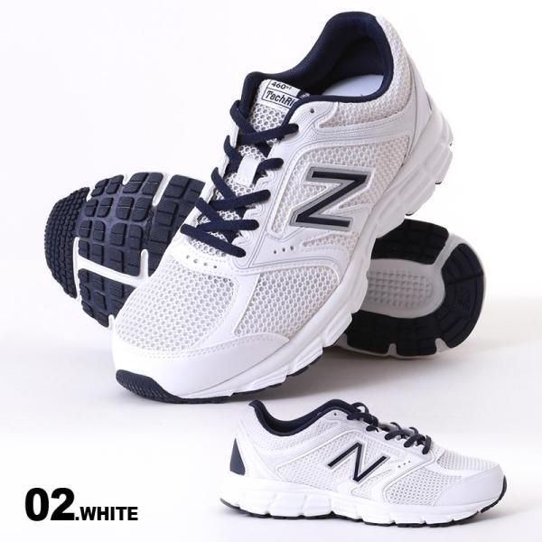 NEW BALANCE/ニューバランス メンズ ランニング スニーカー シューズ 靴 くつ カジュアル ウォーキング マラソン ジョギング M460|ocstyle|03