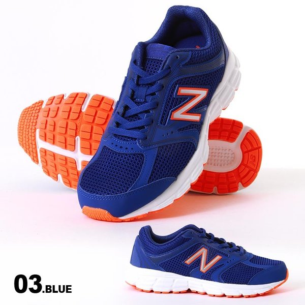 NEW BALANCE/ニューバランス メンズ ランニング スニーカー シューズ 靴 くつ カジュアル ウォーキング マラソン ジョギング M460|ocstyle|04