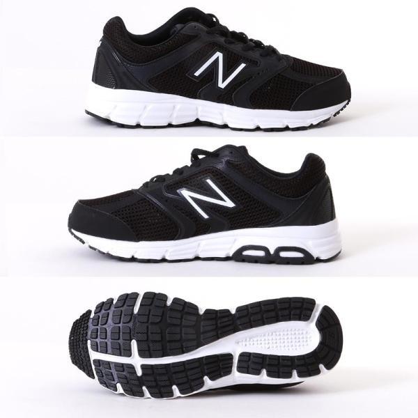 NEW BALANCE/ニューバランス メンズ ランニング スニーカー シューズ 靴 くつ カジュアル ウォーキング マラソン ジョギング M460|ocstyle|05