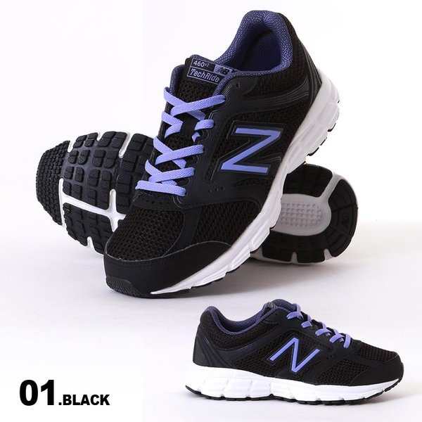 NEW BALANCE/ニューバランス レディース ランニング スニーカー シューズ 靴 くつ カジュアル ウォーキング マラソン ジョギング W460|ocstyle|02