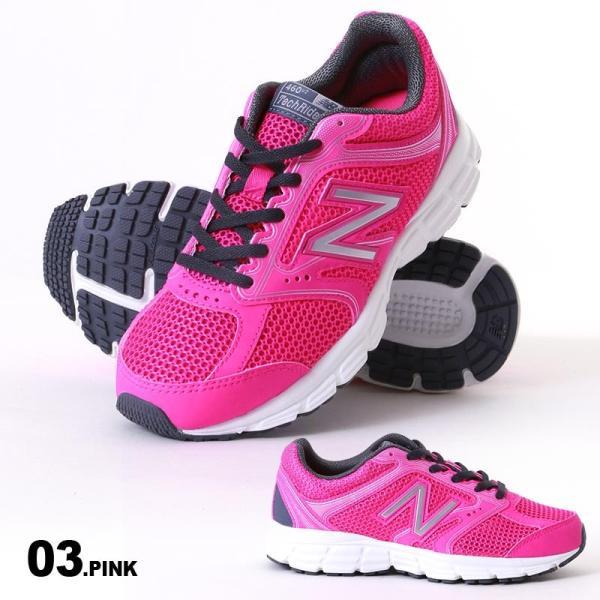 NEW BALANCE/ニューバランス レディース ランニング スニーカー シューズ 靴 くつ カジュアル ウォーキング マラソン ジョギング W460|ocstyle|04