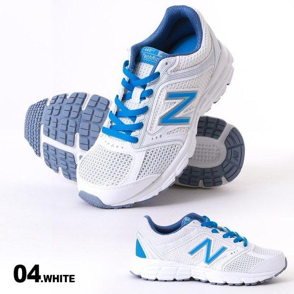 NEW BALANCE/ニューバランス レディース ランニング スニーカー シューズ 靴 くつ カジュアル ウォーキング マラソン ジョギング W460|ocstyle|05