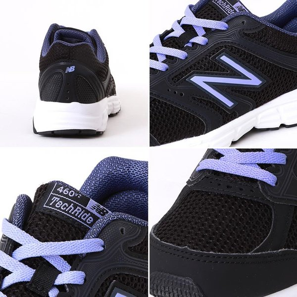 NEW BALANCE/ニューバランス レディース ランニング スニーカー シューズ 靴 くつ カジュアル ウォーキング マラソン ジョギング W460|ocstyle|07